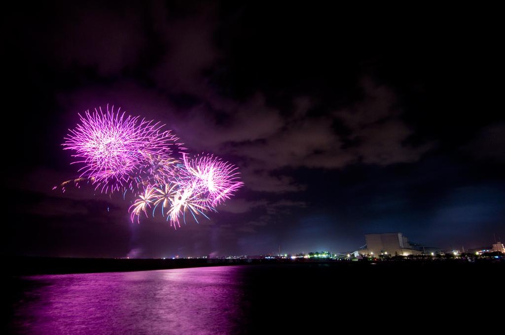 2014年 冬の琉球海炎祭